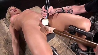 horny ariel gets her glory hole drilled hard