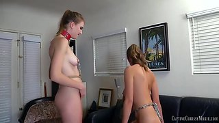 Yammy Teen Lesbians Bondage Fetish