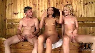 porno sauna