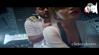 Desi hot n horny air hostess fucked so hard