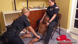Interracial cumshot compilation hd and milf fucked hard first time Black Male squatting