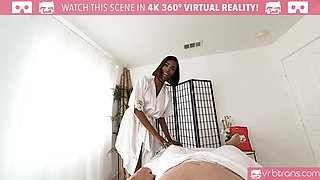 VRB TRANS Deep Nuru Massage With Ebony Natassia