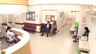 Cuckold Shag In A Japanese Hospital High-definition - Hq