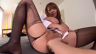 Amazing Japanese chick Hitomi Tanaka in Exotic Amateur, Big Tits JAV scene
