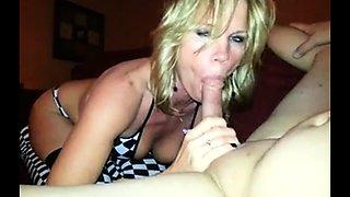 Amateur blonde nurse assfucked blowjob anal facial