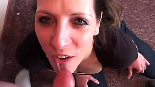 Best pornstar Marie Madison in hottest mature, blowjob xxx video