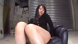Extraordinary Japanese Anal Fisting and Kink (Uncensored)