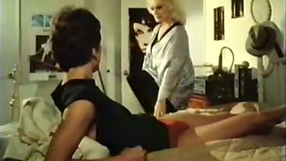 Euro mommy with slender body fucks missionary style in bed
