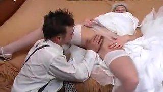 Drunk Russian Bride & Friends