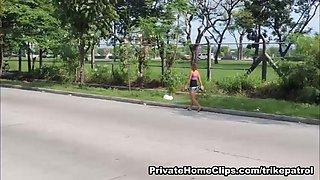 Wild Filipina Cindy wang spinner