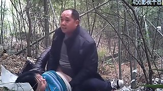 Bareback Asian Bbw Prostitute Outdoors
