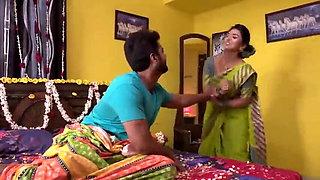 Bhabhi and devar suhagrat sex