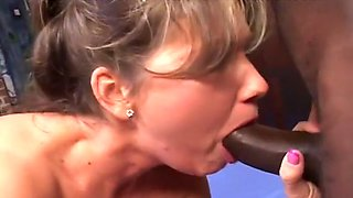Kelly Finally Gets A Big Dick To Ride