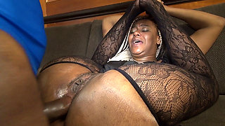 Thick Ebony (Maid-Anal/Facial)  1080p