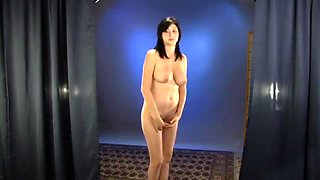 Good Girls Paid To Dance Naked! - Delicious Dubious Demure 36DD Dalia