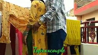 Swapna aunty with devar