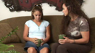 Lesbian Psychotherapists 1 Scene 2. Heather Silk, Keisha