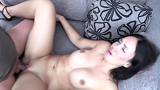 Real Turkish Teen at First Time Bareback Porn Casting Sex
