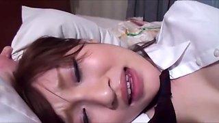 schoolgirl getting creampied