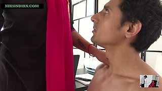 Naughty Student Punished By School Teacher Rita - Sex Movies Featuring Niks Indian