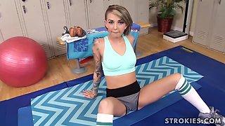 Strokies - Pressley Carter - Pressley Carter Gym Short