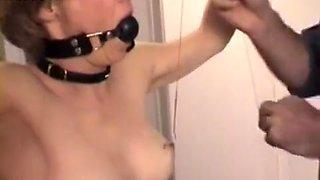 Exotic homemade Nipples, BDSM xxx scene