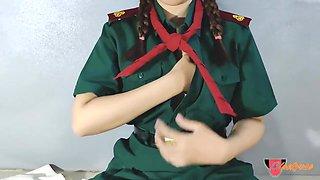 L3lackrose - College Thai Student Fingering And Toys Orgasm Uักเรียuไทย ติวสอบแล้วเงี่ยu