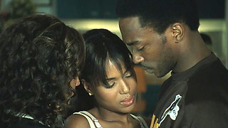 Dania Ramirez and Kerry Washington - ''She Hate Me'' 02