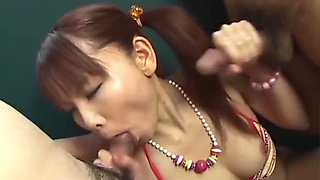Himeno Ebihara in Red Hot Fetish Collection