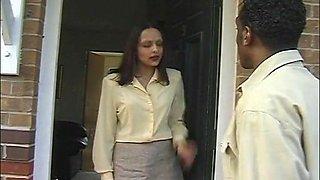 Vintage Greek 'Simone' British interracial