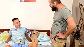 Kinky Stepson Raw Bred By Bearded Daddy