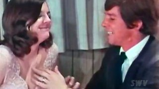 Crazy interracial vintage video with James Rogers and Margaret Silverman