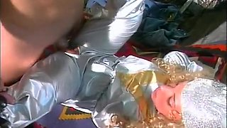 Crazy pornstar Bridget the Midget in exotic blonde, midgets xxx clip
