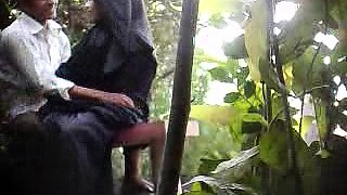 Sweet Indian babe has sex with her boyfriend on hidden cam