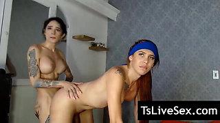 Horny Live Trans Sex 197