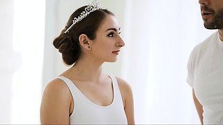 Little Ballerina Penelope Kay Fucks Her Tutor