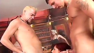 A Sexy Wife Satisfies Husband And Friend