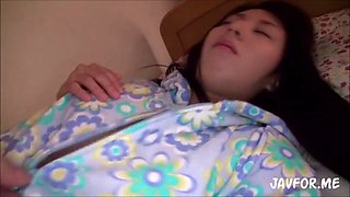 Sex with sleeping little sister in her room
