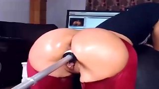 Milf Play By Machine On Cam-See More At- Milfhotcam.com