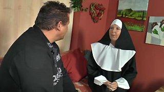 Aged German Nuns