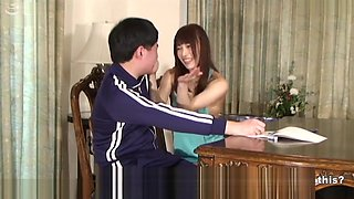 MLDE-008 Provocative Tutor's Chastity Belt Corporal Punishment Class