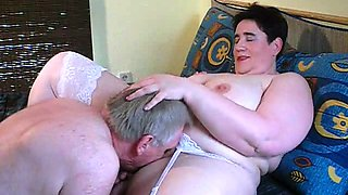 This BBW is absolutely the nastiest I've ever seen and her pussy tastes good