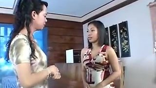 Thai Angel Fucked Right Into An Asshole