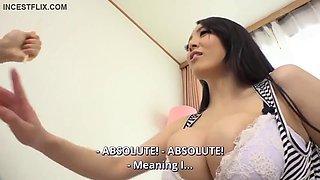 HT Busty Babe Seduces Cousins (4)