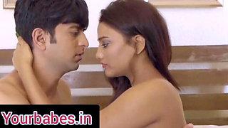 hot indian bhabhi having sex in hotel and car with devar