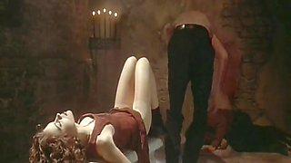 Glori Gold,Sabrina Allen,Shayna Ryan,Alyssa Milano,Charlotte Lewis,Jennifer Tilly in Embrace Of The Vampire (1995)