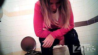Hidden Zone Beauties toilets hidden cams 6